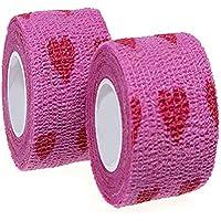 Gaeruite Cohesive Verband, selbsthaftende Bandage Haftbandage, selbstklebende elastische Bandage, Vliesstoffe... preisvergleich bei billige-tabletten.eu