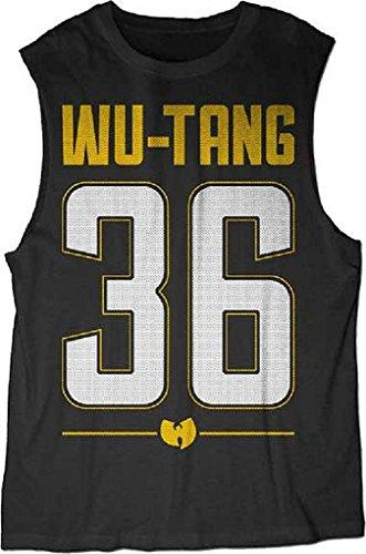 Wu-Tang Clan 36 Muscle T-Shirt