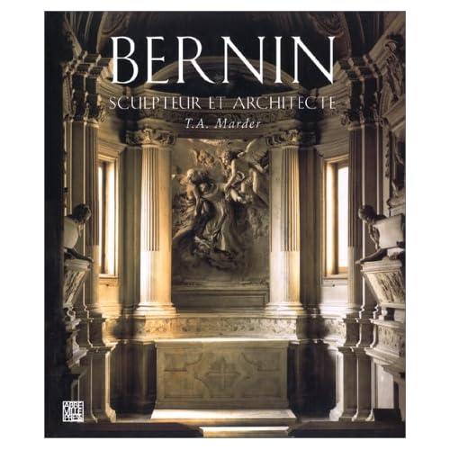 Bernin, sculpteur et architecte