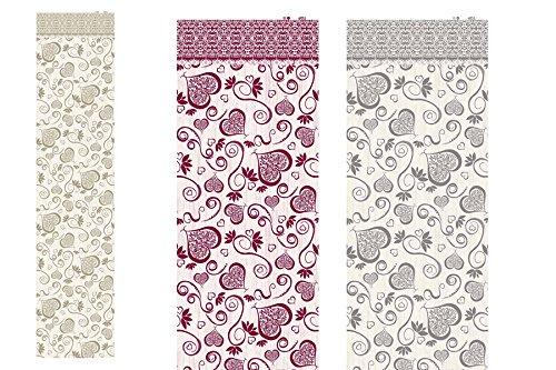 Glooke Selected Bettwäsche, Baumwolle, mehrfarbig, Einheitsgröße