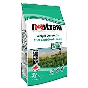 Nutram Chats - chat contrôle de poids 2 Kg