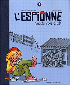 "Afficher ""L'espionne fonde son club"""