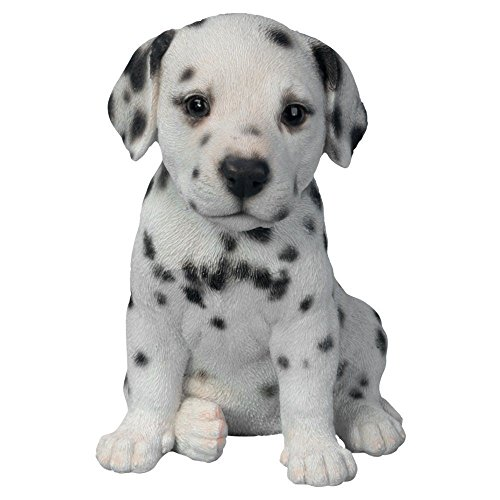 Vivid Arts - Figura decorativa de perro, diseño de dálmata