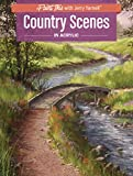 Country Scenes in Acrylic (Paint This With Jerry Yarnell)