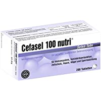 Cefasel 100 nutri Selen-Tabs, 200 St. Tabletten preisvergleich bei billige-tabletten.eu