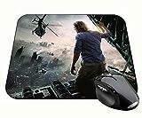 Guerra Mundial Z World War Z Brad Pitt A Tappetino Per Mouse Mousepad PC