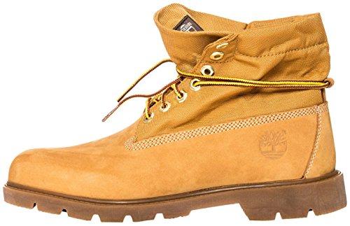 Timberland Men   s Basic Single Hiking Boots Yellow Size  9