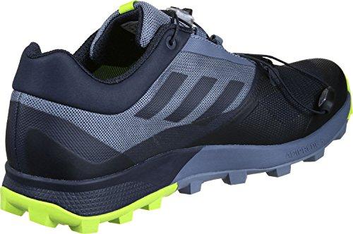 adidas Terrex Trailmaker Gore-Tex Chaussure Course Trial - SS18 gris bleu vert