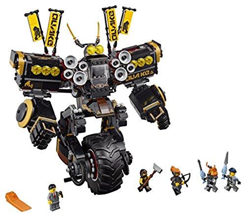 LEGO Ninjago Movie 70632 - Cole's Donner-Mech, Cooles Kinderspielzeug