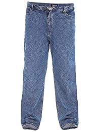Jeans Hommes Confort Jeans By Rockford Duke Grand King Size