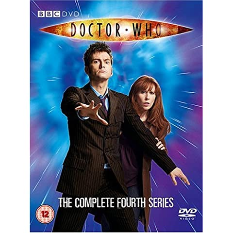Doctor Who - Series 4 Complete Box Set