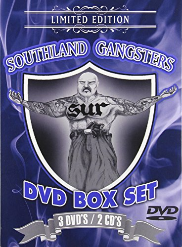Southland Gangsters (5pc) (W/Cd) / (Box) [DVD] [Region 1] [NTSC] [US Import]