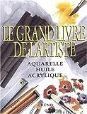 GRAND LIVRE DE L ARTISTE