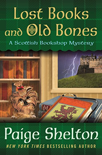 Lost Books and Old Bones: A Scottish Bookshop Mystery (English Edition)