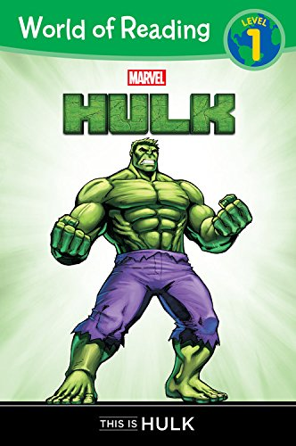 World of Reading: Hulk This Is Hulk (World of Reading Marvel)