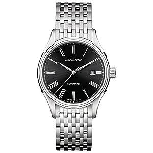 Hamilton H39515134 – Reloj de Pulsera Hombre, Acero Inoxidable, Color Plateado