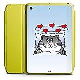 Apple iPad mini 4 Smart Case Hülle Tasche mit Ständer Smart Cover Uli Stein Fanartikel Merchandise Cartoon