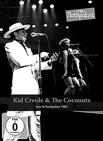 Kid Creole & The Coconuts - Live At Rockpalast [2 DVDs]
