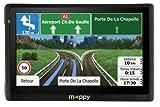Mappy ITI E418 GPS Eléments Dédiés à la Navigation Embarquée Europe Fixe, 16:9