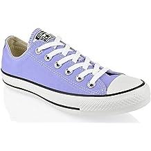 Converse - Converse all star CT OX Zapatos Niña Lila Tejido 342375