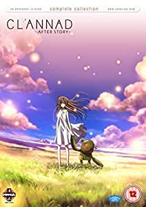 Clannad After Story Complete Series Collection [DVD]