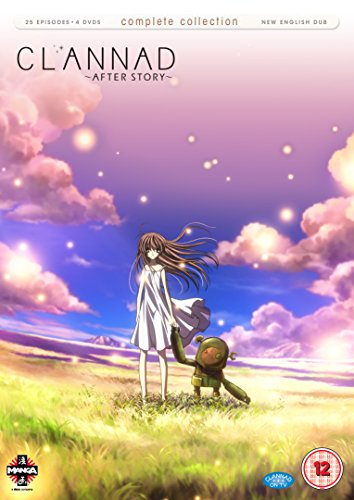 Clannad After Story Complete Series Collection [Import anglais]