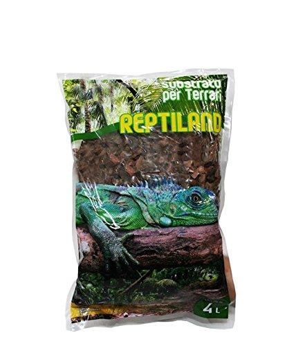 Reptiland Pine Bark - Corteccia naturale di pino, substrato per terrari