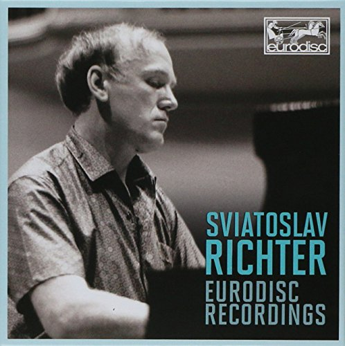 Svjatoslav Richter: Eurodisc Recordings (14 CD)