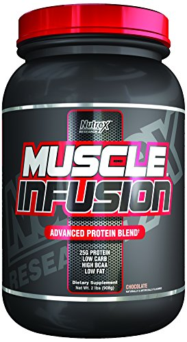 Nutrex - Nutrex Muscle Infusion Choc/2 Lb - 51NGh7IYqCL