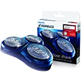 Philips Philishave Norelco HQ9 smart touch-XL/ speed-XL, shaver heads razor blades cutters and foils replacement shaving head 3 pack (does not include head frame)