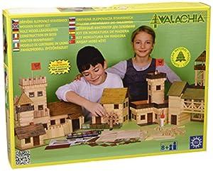 Walachia- Granero Kits de Madera (126)