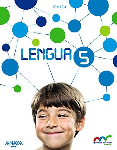 Lengua 5. (Aprender es crecer en conexión) - 9788469806517