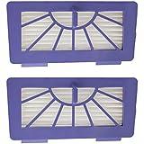 Neato 945-0048 Pack de 2 Filtres Haute Performance pour Neato Signature/Pro