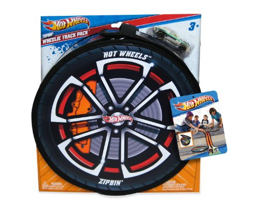 Hot Wheels Hot Wheels Wheelie Tragetasche und Spielmatte