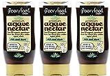 (3 PACK) - Groovy Food - Groovy Dark Agave Nectar | 250ml | 3 PACK BUNDLE