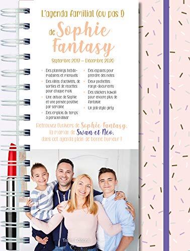 L'Agenda familial (ou pas !) de Sophie Fantasy, la maman de Swan et Néo