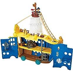 Coloso de los mares de Jake y los piratas.