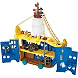 Fisher Price - Jake Et Les Pirates - Dmw56 - Figurine Animation - Le Puissant Colosse