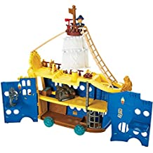Jake y los piratas - Coloso de los mares (Mattel DMW56)