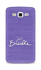 AMEZ just breathe Back Cover For Samsung Galaxy Grand Max