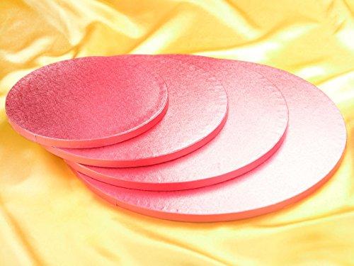 cakeboard-rund-30cm-pink
