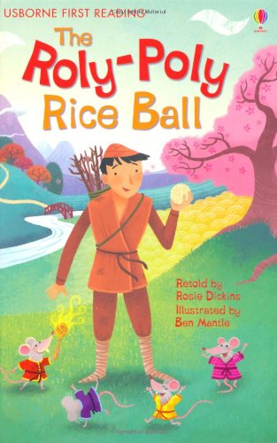 The Roly Poly Rice Ball (Usborne First Reading)