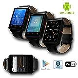 Best inDigi smart watch - Indigi Swatch-D6-10 2017 Android 5.1 3G Unlocked Smartwatch Review
