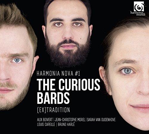 Harmonia Nova #1 The Curious Bards