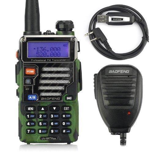 Baofeng Walkie-talkie UV-5R Plus Qualette im Test