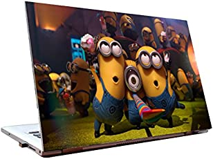 Tamatina Laptop Skins 14 inch - Minions - Movie Skin - HD Quality - Dell-Lenovo-Acer-HP