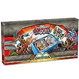 Grandi Giochi- GG04014, Super Flipper Gormiti, Multicolore