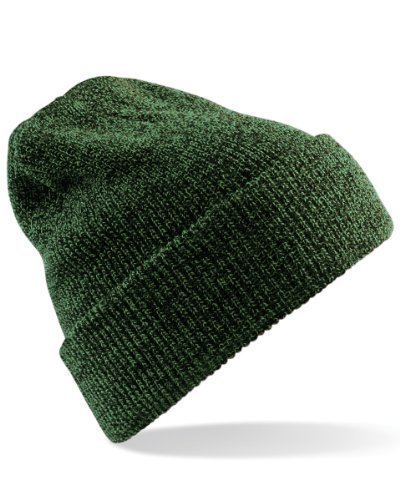 Heritage Style Beanie Hat one size,Antique Moss
