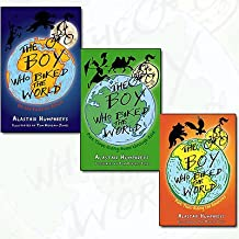 The Boy Who Biked the World Collection Alastair Humphreys 3 Books Bundle (On the Road to Africa,Riding the Americas,Riding Home Through Asia Part 3)
