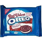Oreo Red Velvet Sandwich Cookie, 12.2 Ounce